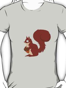 British Red Squirrel T-Shirt
