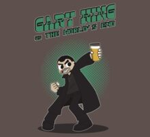 Gary King vs The World's End - Green by byway