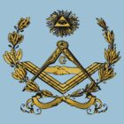 Seal of Masonry in color by thelight