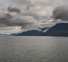 Inside Passage - Alaska by Ron Finkel