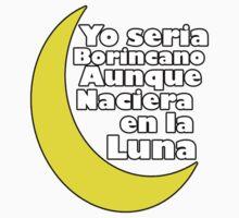 Boricua en la Luna  by neliemarie