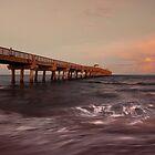 Lake Worth Pier by DDMITR