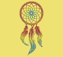 Dreamcatcher, American Indians, protection Kids Clothes