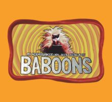 My Neighbourhood has been Overrun by Baboons #2 by GooRoo Animation