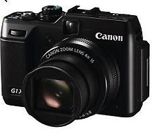 Compact digital cameras - Canon Powershot G1 X by cameraland