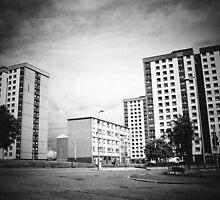Highrise Flats by dkonn