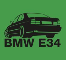 BMW E34 M5 - 2 by TheGearbox