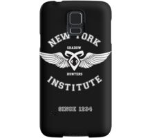 New York Institute Samsung Galaxy Case/Skin