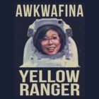Yellow Ranger (V1) by Nombie