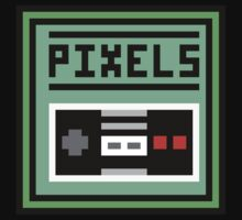 NES Pixel Controller by NamTaey