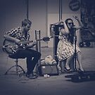 Duo Tone Buskers by Glen Allen