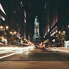 South Broad Street, Philadelphia by PHLBike
