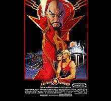 Flash Gordon by Hangagud