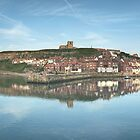 Whitby Harbour Blues by MartinWilliams