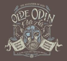 Olde Odin Pale Ale by HeartattackJack