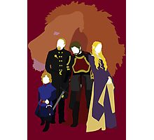The Lannisters Photographic Print