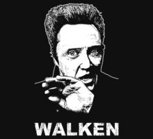 Christopher Walken - Hand Drawn By Myself by James Ferguson - Darkinc1
