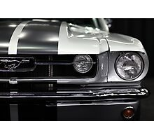 Ford Mustang Fastback - 5D20342 Photographic Print