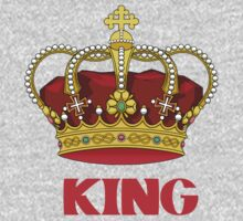Last King T-Shirts & Hoodies by mike desolunk
