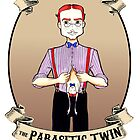 Quigley and Mcleode the Parasitic twin SIDESHOW POSTER by Bantambb