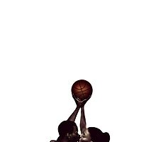 Love & Basketball by stoopkidswork