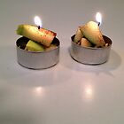 Candles by kimduran