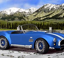 Shelby AC Cobra by Walter Colvin