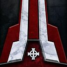 Templar Phone Case by Mattwo