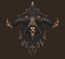 Demon Hunter Crest by droidwalker