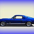 GT350 Mustang by Keith Hawley
