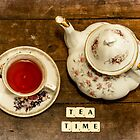 Tea Time by Donna Keevers Driver