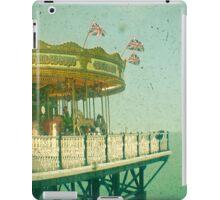 Carousel by the Sea iPad Case/Skin