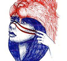 Warrior Spirit by Hazedesign