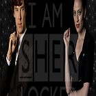 I am SHER locked by WhovianLillie