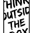 Think Outside the Box by ashden