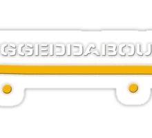 Fuggeddaboudit Sticker