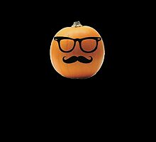 That mustache pumpkin by pireX