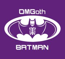 OMGoth Batman by TopherAdam