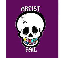 ArtistSkulls by LFandDESIGN