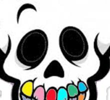 ArtistSkulls Sticker