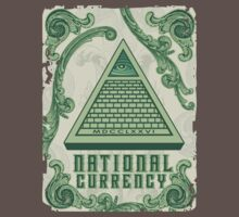 National Currency by DCVisualArts