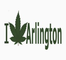 0131 I Love Arlington by Ganjastan