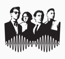 Arctic Monkeys 'AM' by albertodsantos
