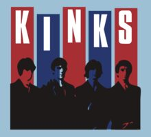 The Kinks Kids Clothes