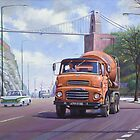 Mike's lorries. by Mike Jeffries