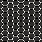 Black Honeycomb by kwg2200