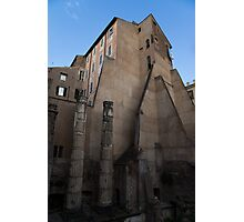 Rome, Italy - Many Centuries of History and Architecture  Photographic Print