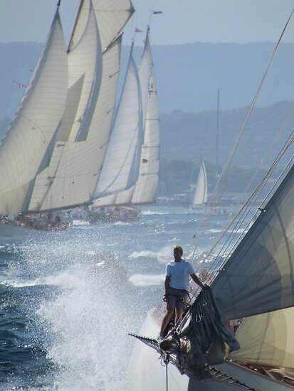 Saint Tropez Regatta by solena432
