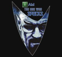 I am the one who Spocks by moali