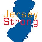 Jersey Strong by Scott Dovey